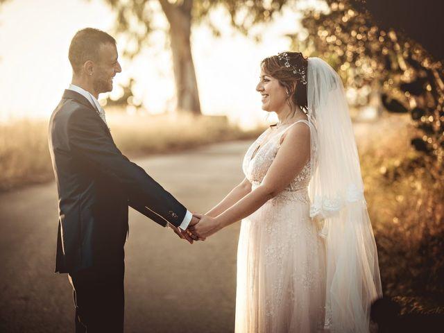 Il matrimonio di Loredana e Andrea a Caltanissetta, Caltanissetta 91