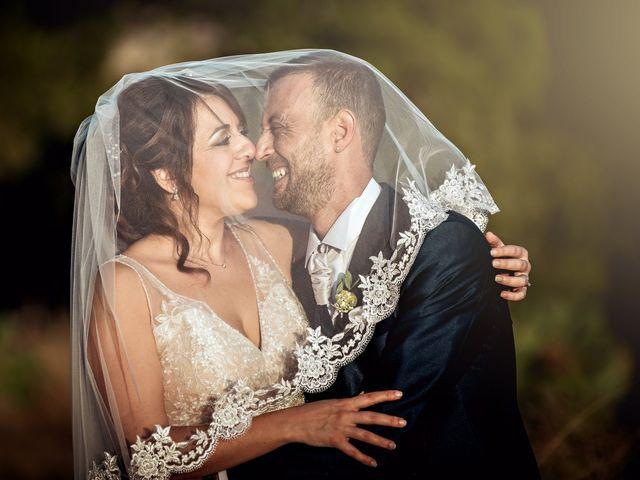 Il matrimonio di Loredana e Andrea a Caltanissetta, Caltanissetta 92