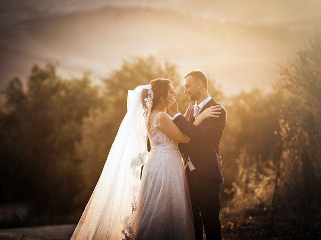 Il matrimonio di Loredana e Andrea a Caltanissetta, Caltanissetta 95