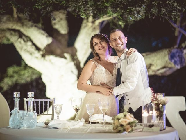 Il matrimonio di Loredana e Andrea a Caltanissetta, Caltanissetta 110
