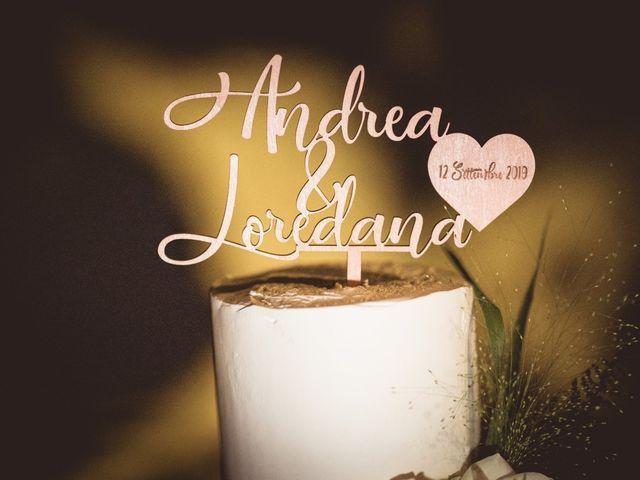 Il matrimonio di Loredana e Andrea a Caltanissetta, Caltanissetta 122