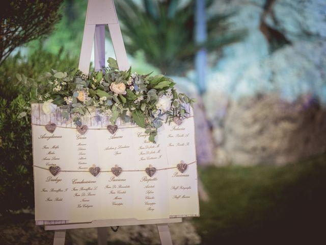 Il matrimonio di Loredana e Andrea a Caltanissetta, Caltanissetta 139