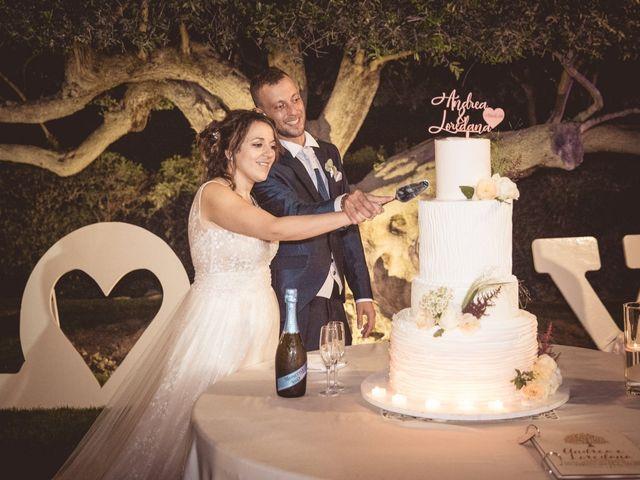 Il matrimonio di Loredana e Andrea a Caltanissetta, Caltanissetta 178