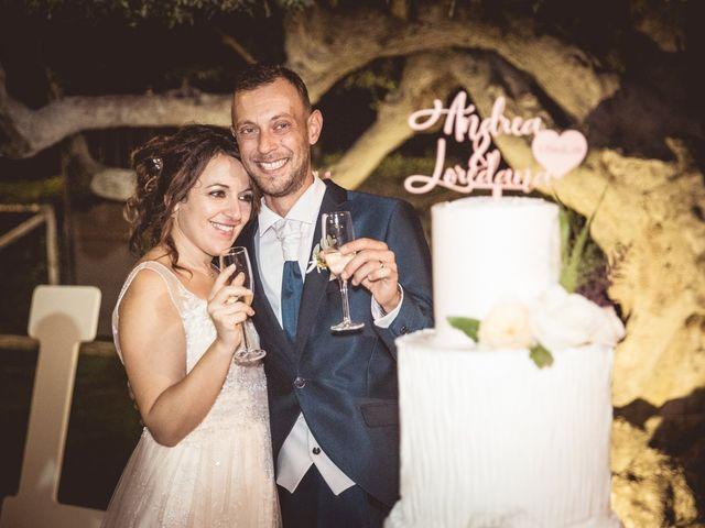 Il matrimonio di Loredana e Andrea a Caltanissetta, Caltanissetta 180