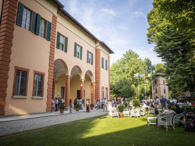 Il matrimonio di Michele e Maria a Bologna, Bologna 1