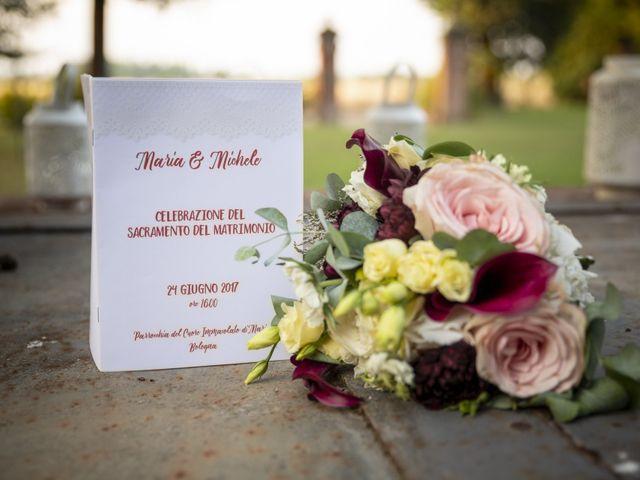 Il matrimonio di Michele e Maria a Bologna, Bologna 41