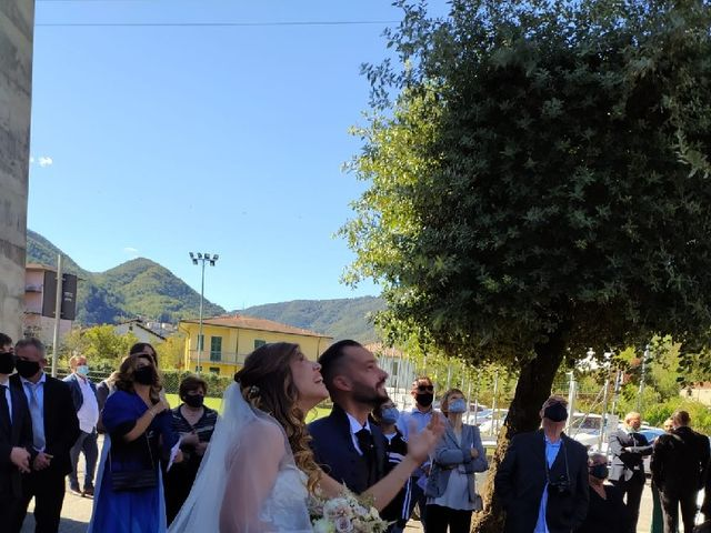 Il matrimonio di Luca e Alessandra a Mulazzo, Massa Carrara 3