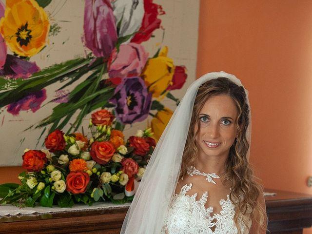 Il matrimonio di Benjamin e Federica a Treia, Macerata 8