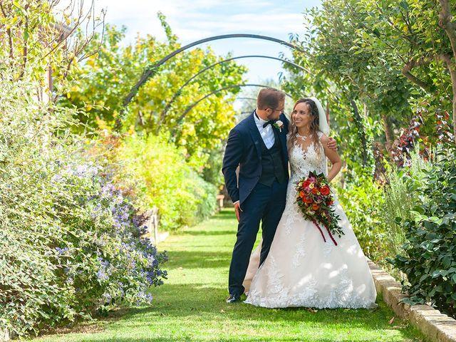 Il matrimonio di Benjamin e Federica a Treia, Macerata 10