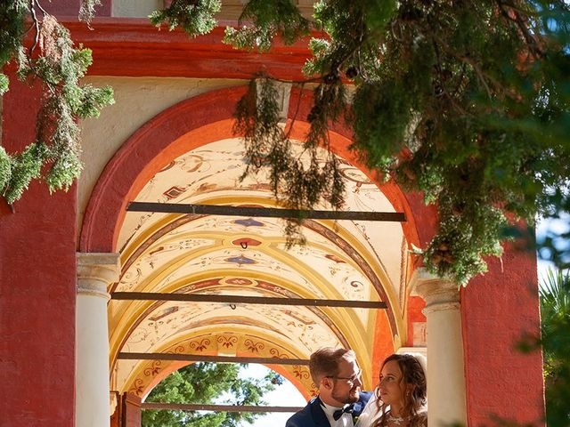 Il matrimonio di Benjamin e Federica a Treia, Macerata 12