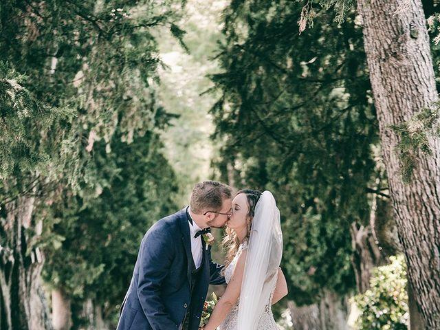 Il matrimonio di Benjamin e Federica a Treia, Macerata 14