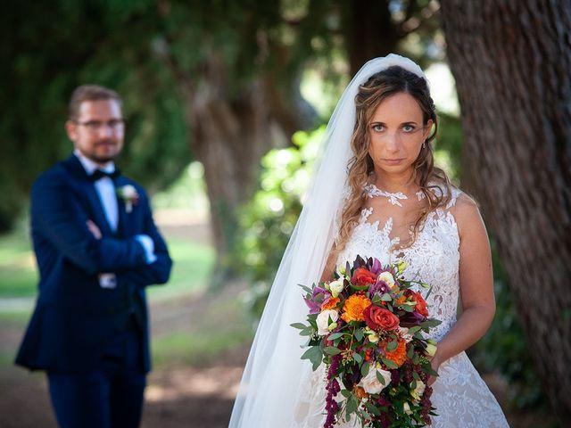 Il matrimonio di Benjamin e Federica a Treia, Macerata 15