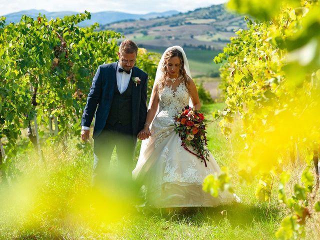 Il matrimonio di Benjamin e Federica a Treia, Macerata 18