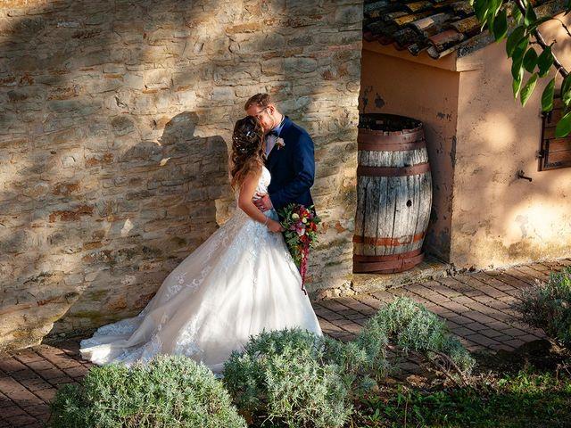Il matrimonio di Benjamin e Federica a Treia, Macerata 19