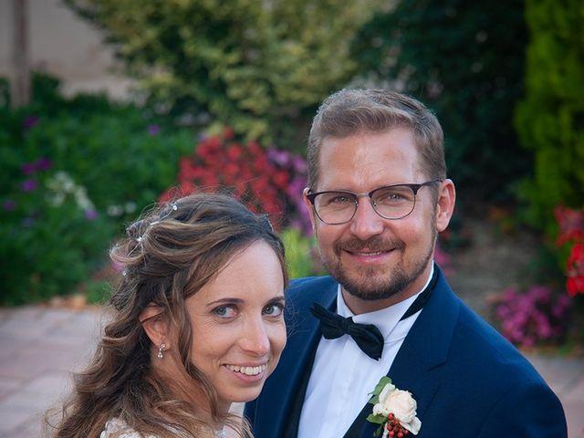 Il matrimonio di Benjamin e Federica a Treia, Macerata 20