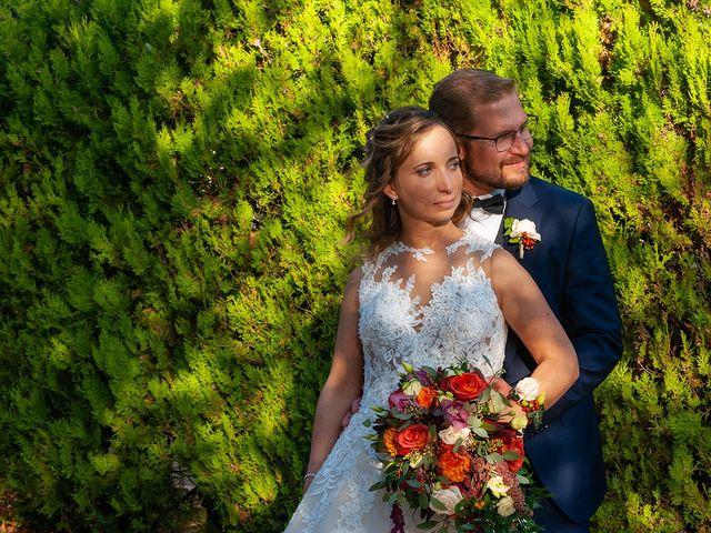 Il matrimonio di Benjamin e Federica a Treia, Macerata 21