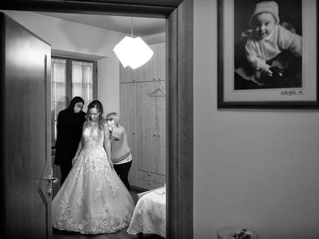 Il matrimonio di Benjamin e Federica a Treia, Macerata 25