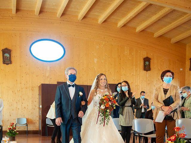 Il matrimonio di Benjamin e Federica a Treia, Macerata 28