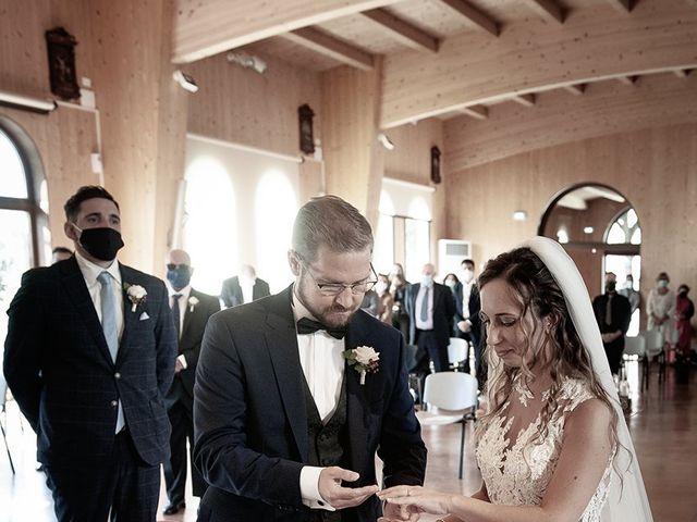 Il matrimonio di Benjamin e Federica a Treia, Macerata 29