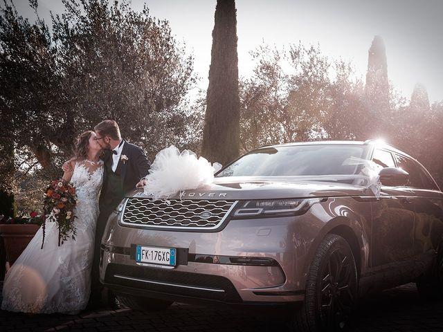 Il matrimonio di Benjamin e Federica a Treia, Macerata 37