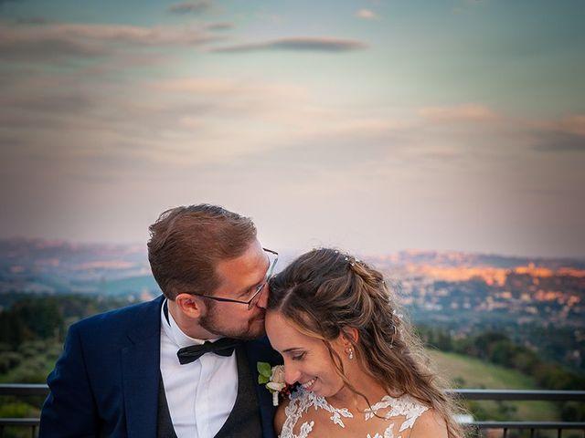 Il matrimonio di Benjamin e Federica a Treia, Macerata 40