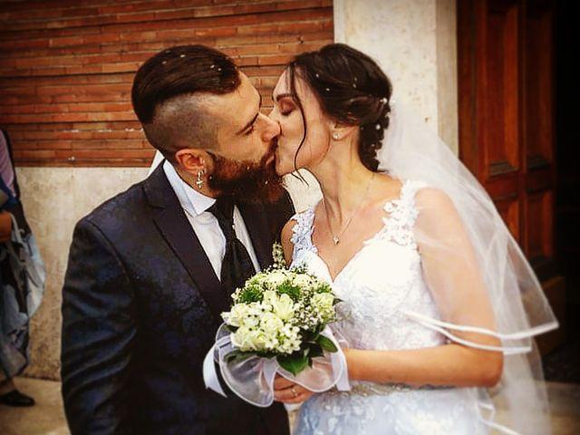 Il matrimonio di Linda e Massimiano a Roma, Roma 3