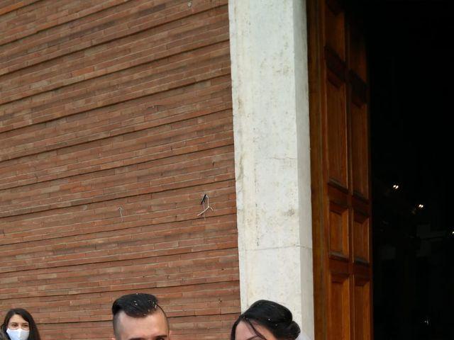 Il matrimonio di Linda e Massimiano a Roma, Roma 7