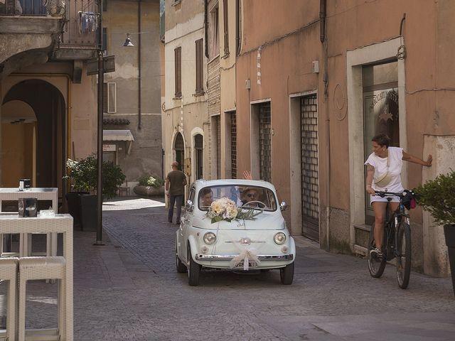 Il matrimonio di Giulio e Laura a Gardone Val Trompia, Brescia 10