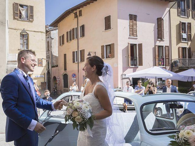Il matrimonio di Giulio e Laura a Gardone Val Trompia, Brescia 11