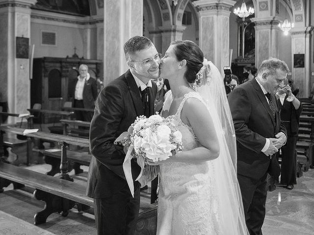 Il matrimonio di Giulio e Laura a Gardone Val Trompia, Brescia 13