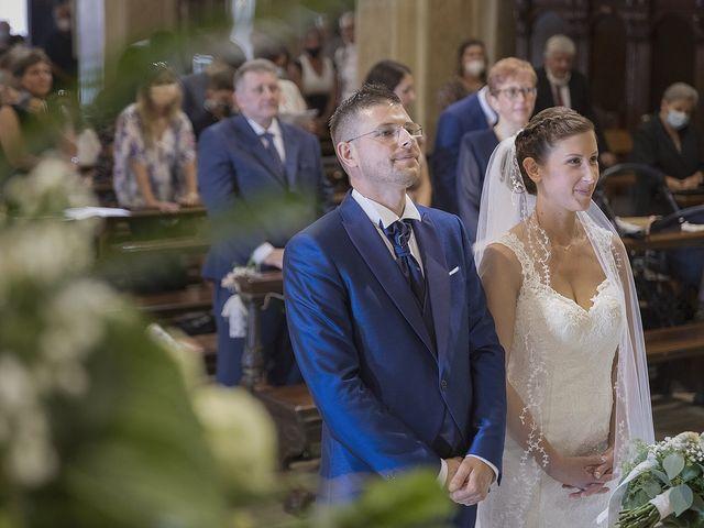 Il matrimonio di Giulio e Laura a Gardone Val Trompia, Brescia 16