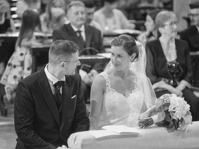 Il matrimonio di Giulio e Laura a Gardone Val Trompia, Brescia 17