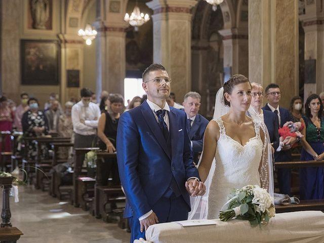 Il matrimonio di Giulio e Laura a Gardone Val Trompia, Brescia 19