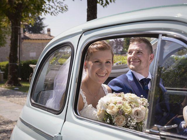 Il matrimonio di Giulio e Laura a Gardone Val Trompia, Brescia 20