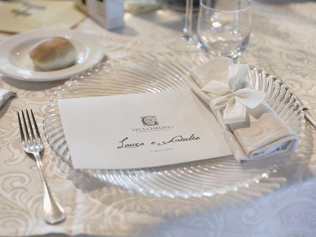 Il matrimonio di Giulio e Laura a Gardone Val Trompia, Brescia 25