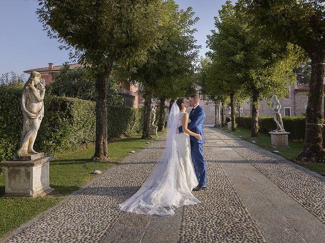 Il matrimonio di Giulio e Laura a Gardone Val Trompia, Brescia 34