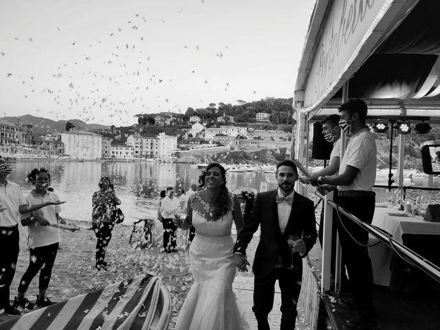 Il matrimonio di Mattia e Lorena a Sestri Levante, Genova 3