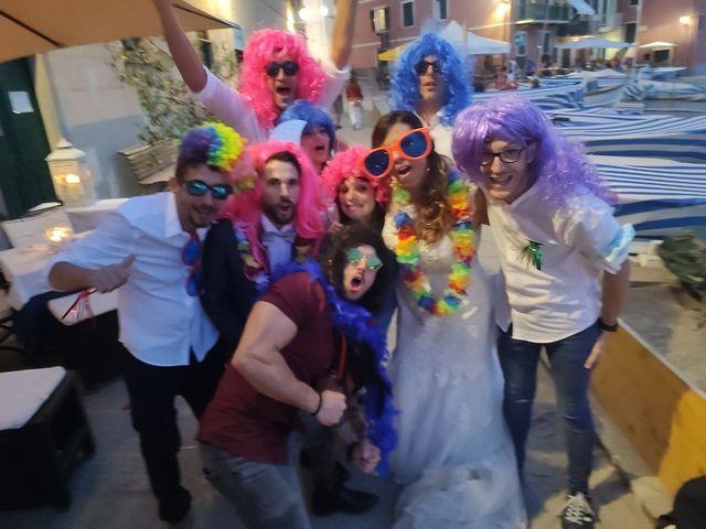 Il matrimonio di Mattia e Lorena a Sestri Levante, Genova 5
