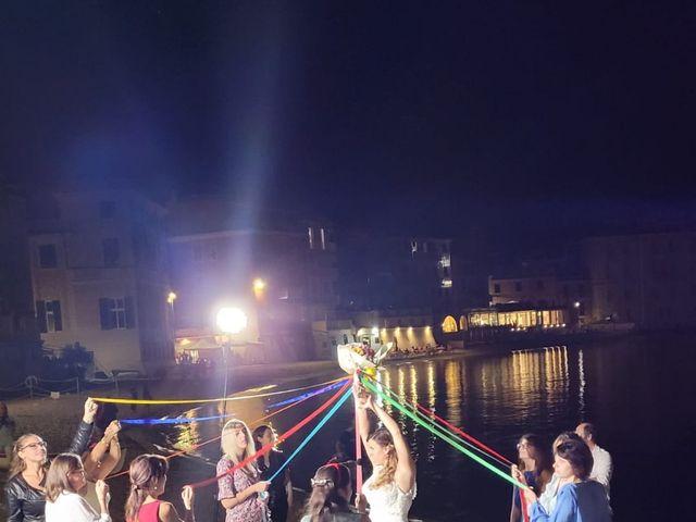 Il matrimonio di Mattia e Lorena a Sestri Levante, Genova 7