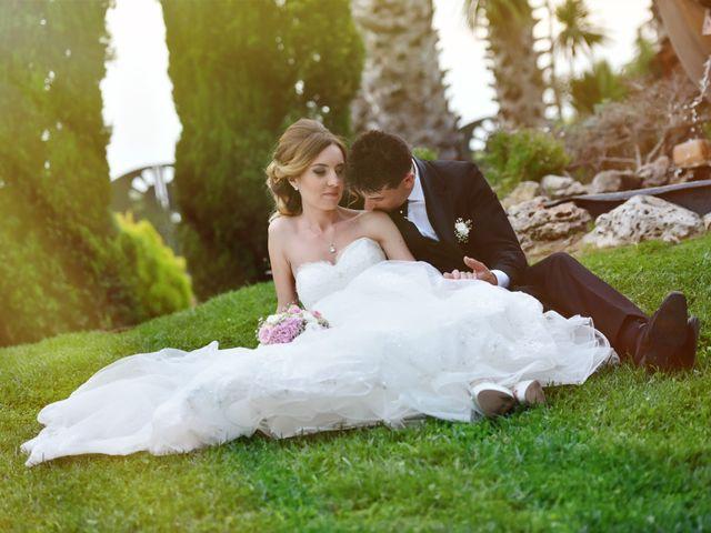 le nozze di Ida e Maurizio