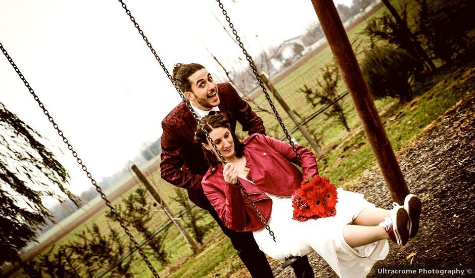 Il matrimonio di Simone e Giulia a Sassuolo, Modena