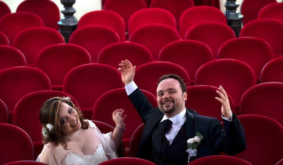 Il matrimonio di Daniele e Valentina a Castelfidardo, Ancona