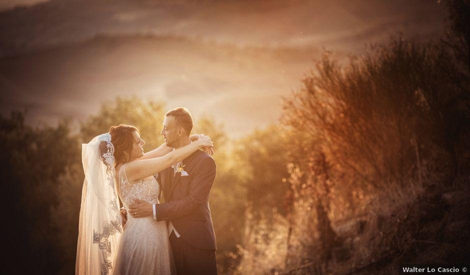Il matrimonio di Loredana e Andrea a Caltanissetta, Caltanissetta