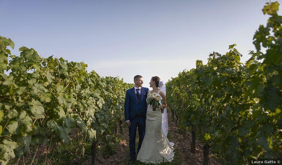 Il matrimonio di Giulio e Laura a Gardone Val Trompia, Brescia