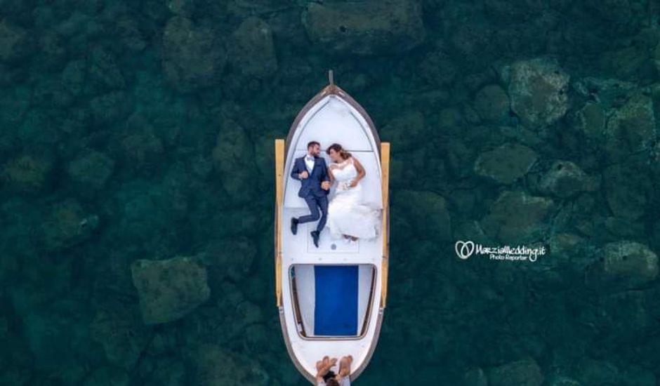 Il matrimonio di Mattia e Lorena a Sestri Levante, Genova