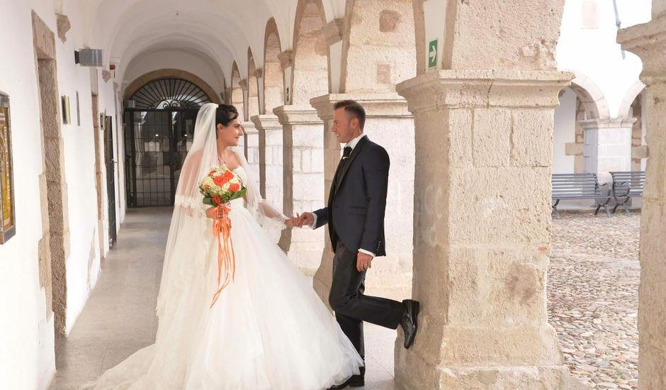Il matrimonio di Nicola  e Alessia  a Ozieri, Sassari