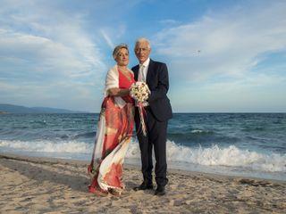 Le nozze di Vincenza e Antonio
