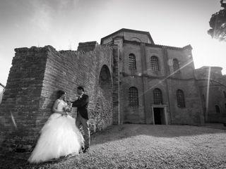 Le nozze di Giada e Gianluca