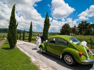 Le nozze di Krizia e Vincenzo
