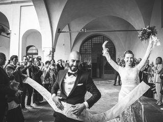 Le nozze di Marta e Paolo